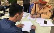 Phát hiện một lái xe tuyến cao tốc Hà Nội – Hải Phòng dương tính với ma túy