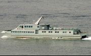 Bão Mangkhut 'lôi' tàu Hải quân Trung Quốc mắc kẹt trên bờ