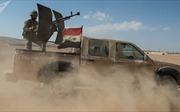 Quân đội Syria bất ngờ tấn công khủng bố gần căn cứ quân sự Mỹ