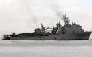 Mỹ cử chiến hạm tới Biển Đen