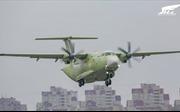 Máy bay vận tải quân sự mới của Nga bay thử thành công