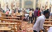 Video nổ liên hoàn tại các nhà thờ, khách sạn Sri Lanka khiến hàng trăm người thương vong