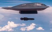 Đang căng thẳng với Iran, Mỹ tung video máy bay B2 thả cặp siêu bom