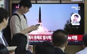 Chiến thuật gây áp lực của Triều Tiên từ vụ phóng tên lửa mới nhất