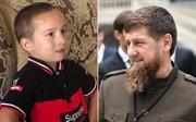 Lãnh đạo Chechnya tuyển cậu bé 6 tuổi làm vệ sĩ riêng