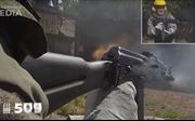 Nhà sản xuất Nga 'thử lửa' súng trường AK-74
