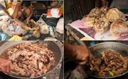 Món ăn từ rác của người dân nghèo Philippines