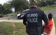 Video cảnh sát Mỹ bắt và áp giải học sinh mới chỉ 6 tuổi