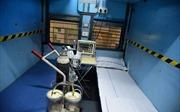 Ấn Độ và Pakistan chuyển tàu hỏa thành bệnh viện dã chiến chống COVID-19