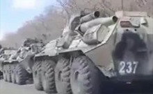 Lầu Năm Góc: Nga dồn quân tới biên giới Ukraine nhiều hơn năm 2014