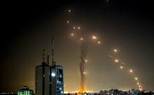 Israel không kích sập toà tháp 13 tầng, Hamas dội 130 rocket trả đũa