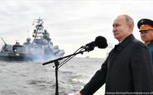 Tổng thống Putin ca ngợi vũ khí Nga, cảnh báo 'đòn tấn công không thể chống đỡ'