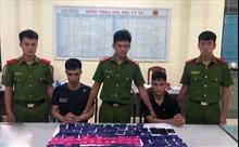 Sơn La bắt vụ vận chuyển trên 23.000 viên ma túy tổng hợp