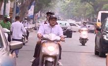 Bỏ quy định phải bật đèn xe máy cả ngày