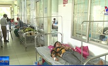 Các nạn nhân tai nạn giao thông ở Kon Tum đã qua cơn nguy kịch