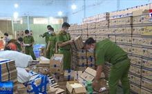 Thu giữ 2,3 triệu găng tay y tế giả tại TP Hồ Chí Minh
