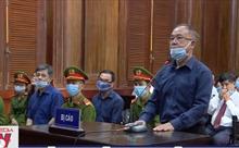 Nguyên Phó Chủ tịch thành phố Hồ Chí Minh Nguyễn Thành Tài hầu tòa
