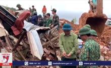 Triển khai biện pháp cấp bách tìm kiếm, cứu nạn tại Quảng Trị
