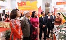 1.000 tư liệu quý tại triển lãm 'Đảng Cộng sản Việt Nam - Sáng mãi niềm tin'