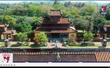 Cửu đỉnh trong hoàng cung Huế là di sản tư liệu thế giới