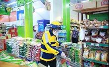 Quận Hoàn Kiếm (Hà Nội) thí điểm đi chợ hộ cho người dân qua ứng dụng giao hàng