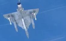 Tiêm kích Su-30 Nga chặn 3 máy bay Pháp trên Biển Đen