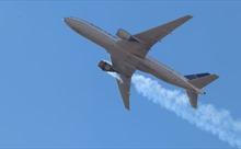 Một số hãng hàng không đình bay dòng Boeing 777 sau vụ cháy động cơ