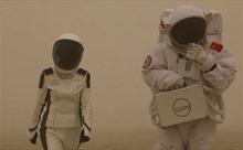 Trung Quốc xây 'căn cứ Sao Hỏa' trên sa mạc