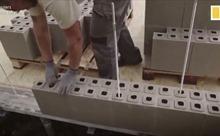 Xây nhà bằng gạch 'xếp hình', dễ dàng tái sử dụng