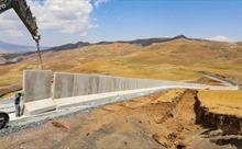 Thổ Nhĩ Kỳ xây tường chắn biên giới ngăn người tị nạn Afghanistan