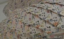 Ngôi chùa trưng bày hàng ngàn vé số trượt để thức tỉnh người ham cờ bạc