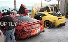 Ngắm dàn siêu xe đang tranh giành ngôi vương ở Dubai