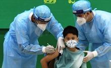 Campuchia triển khai tiêm vaccine COVID-19 cho trẻ từ 6 tuổi