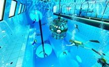 Chiêm ngưỡng bể lặn sâu nhất thế giới