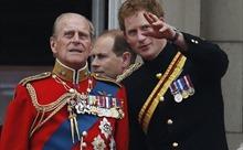 Quy định về trang phục Hoàng gia Anh trong lễ tang của Hoàng thân Philip