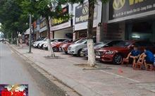 Hà Nội: 'Phố thị' rộn ràng nhịp bán-mua sau nới lỏng giãn cách xã hội