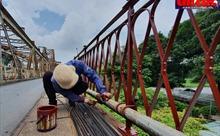 Chờ đợi một 'diện mạo mới' cho cây cầu Long Biên hơn trăm tuổi