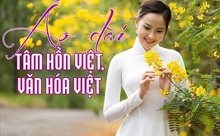 [Megastory] Áo dài - tâm hồn Việt, văn hóa Việt