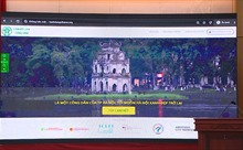 Hà Nội ra mắt website cam kết giảm thiểu ô nhiễm môi trường