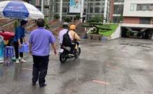 CSGT đưa thí sinh nhầm điểm thi cách 10km đến nơi an toàn, kịp giờ thi