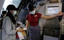 Chuyến bay giả tưởng cho những hành khách thèm đi du lịch