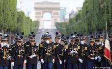Pháp diễu hành kỷ niệm Ngày Quốc khánh