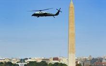 Mỹ sẽ dùng trực thăng đo bức xạ tại Washington trước lễ nhậm chức tổng thống năm 2021