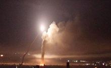 Video phòng không Syria khai hoả chặn đứng hầu hết tên lửa nhằm vào thủ đô