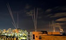 Vừa kết thúc lệnh ngừng bắn, Hamas tiếp tục dội bão lửa rocket vào Tel Aviv