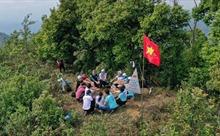 Tìm về dấu tích Đài quan sát của chiến dịch Điện Biên Phủ trên đỉnh Pu Tó Cọ