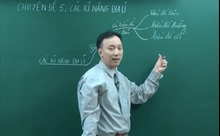 Các kỹ năng đặc biệt làm bài thi Địa lý thi tốt nghiệp THPT