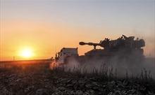 Israel huy động 9.000 quân dự bị, không quân và bộ binh đồng loạt tấn công Gaza trong đêm
