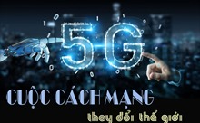 [MegaStory]5G – Cuộc cách mạng thay đổi thế giới