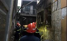 Vụ cháy làm 8 người chết ở Quận 11 qua lời kể nhân chứng
